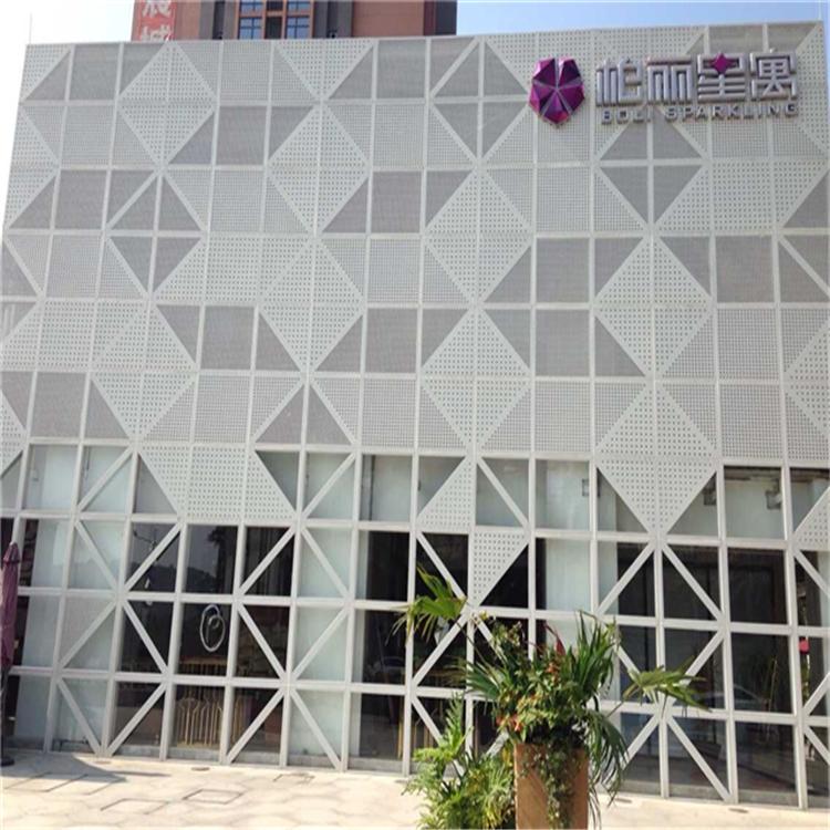 鋁單板廠家、木紋鋁方通、鋁窗花
