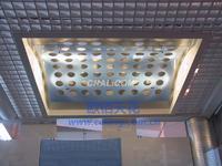 供应工程铝天花板 喷粉铝天花板 长期供应铝方板天花