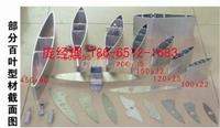 氧極陽化40*230大小頭百葉工廠價