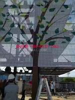 藝術鋁天花-藝術鋁單板-藝術鏤空板