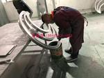 双曲烧焊铝单板吊顶专用德普龙售价