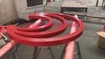 厂家直供双曲线异形铝单板出售价格