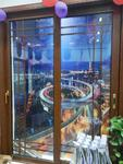 廣東廣源鋁業新款餐廳隔斷鋁材