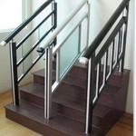 广源新款铝合金楼梯扶手铝材