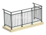 護欄扶手鋁型材