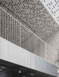 雕花铝墙板