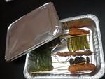 餐盒箔 铝箔餐盒