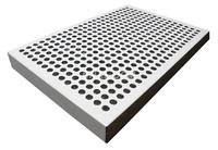 铝单板厂家为你定制冲孔铝蜂窝板