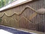 大型折弯铝方通天花,型材铝方管材