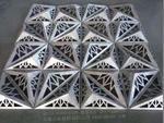 生產弧形幕�晹Q頂天花鋁單板廠家
