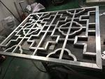 外�椓佴═麈噢T方管焊接鋁窗花