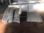 弧形鋁方通方管 定制輥壓弧形型材