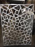 热转印木纹铝窗花,专业定制厂家