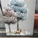 墙身装饰工程UV彩绘铝单板