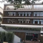 校園教學樓立面空調遮蓋裝飾鋁格柵
