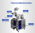 SJB-60TS全自动螺丝打包机自动计数包装机 多功能五金机械包装机
