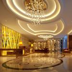四星级酒店使用铝蜂窝板、金属屏风