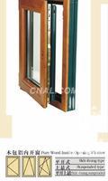 木包铝 铝包木 木铝复合型材 铝木复合型材