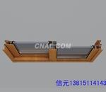 ZM90注膠式隔熱斷橋節能推拉門