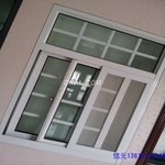 TX818普通推拉門窗型材建築鋁型材