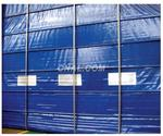 高稳定性快速卷帘门---青岛海瑞龙门业专业生产
