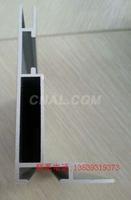 廠家供應雲南軟膜高鐵燈箱鋁型材
