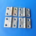 供应铝材配件金属铰链铝合页锌合页