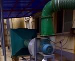擠塑有機廢氣凈化設備