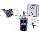 開式齒輪噴射潤滑系統,噴射潤滑