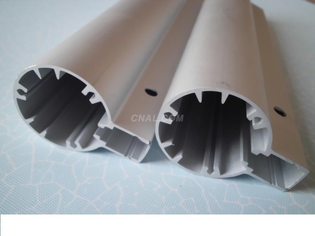 東華公司開模定制各種異形鋁材