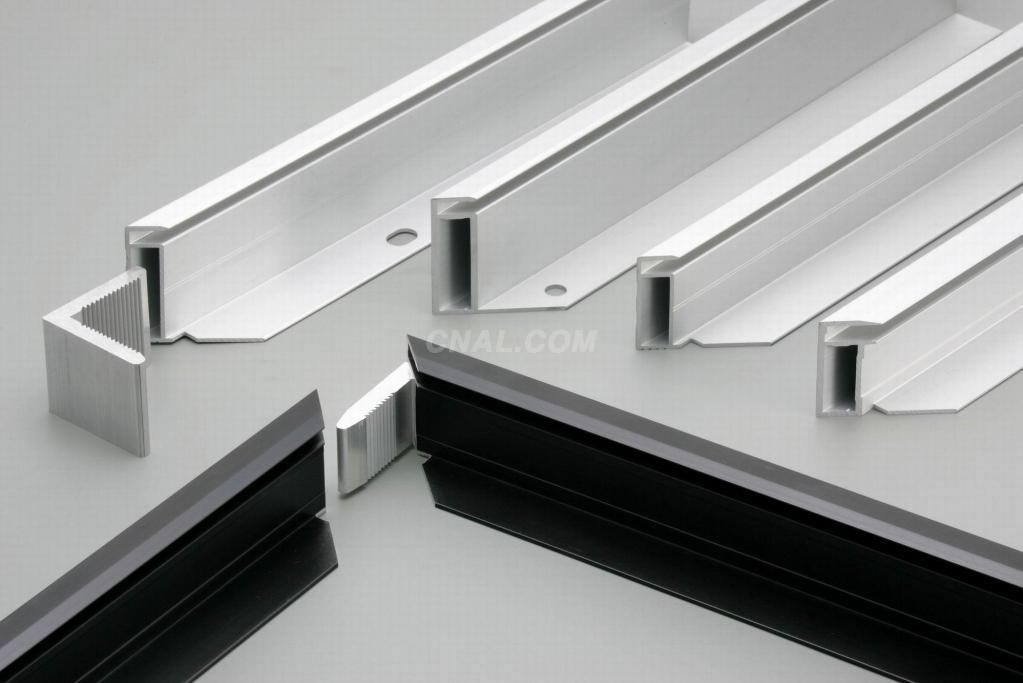 太陽能邊框型材