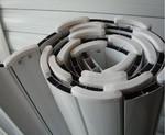 合肥铝合金卷闸门合肥铝合金型材门合肥铝合金卷帘门
