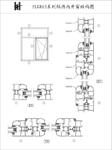 忠旺铝材门窗DL63系列断桥隔热型材