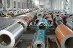 輥涂卷、彩涂鋁板廠家,可切板分條