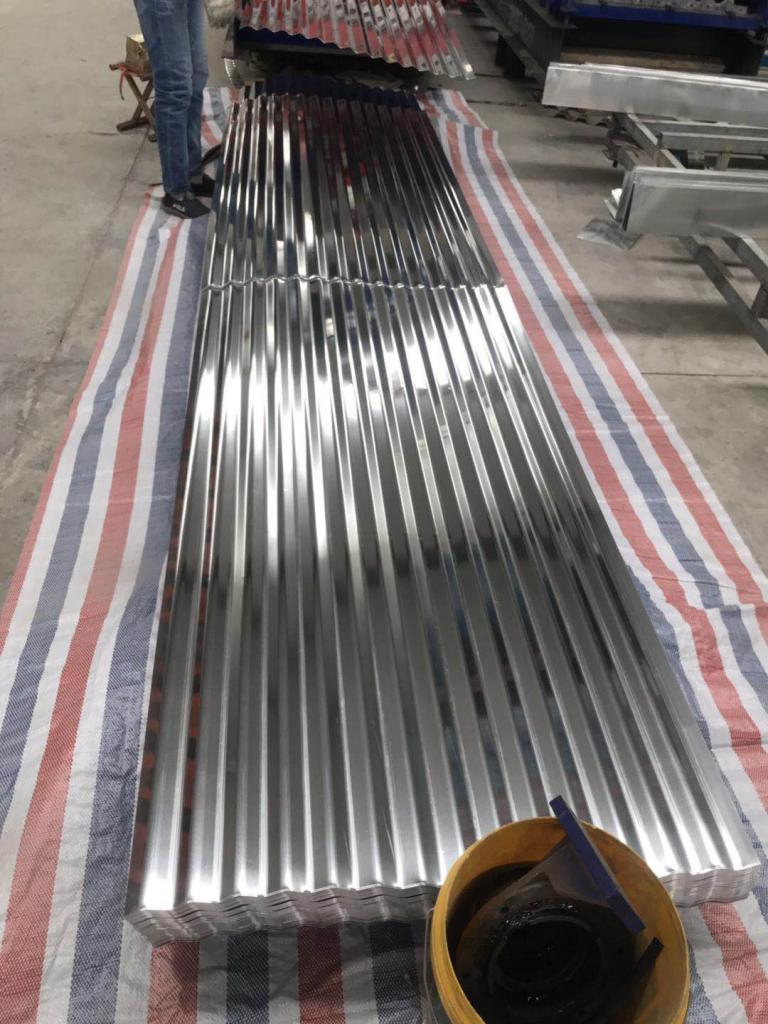 0.45毫米厚750型鋁瓦重量如何算