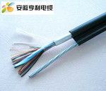 柳林信號電纜YVVB表面強度高