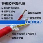 硅橡胶电缆ZR-YGGF安装软线90度