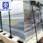 2017铝合金矩形管 出售铝合金棒