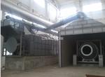 再生鋁設備回轉爐與冷灰桶