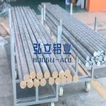 进口6082铝棒超平
