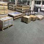 高拉力铝板批发 3003拉丝铝板