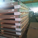 供应铝板6105双镜面铝板批发