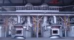 竖式圆形快速节能铝熔炼炉