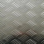 防滑鋁板五條筋花紋鋁板