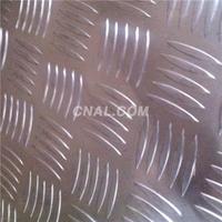 花纹铝板,五条筋花纹铝板