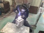 承接各種鋁合金焊接加工