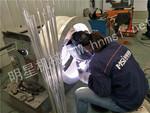 鋁鎂合金焊接材料的選用