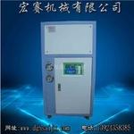 工業5匹注塑低溫風冷式冷水機廠家