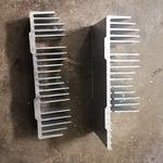 北京鋁材定做陽極氧化粉末噴涂處理