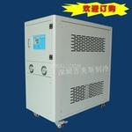 水冷式冷水机的制冷量比风冷式的高